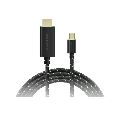 Black Shark USB-C to HDMI Cable
