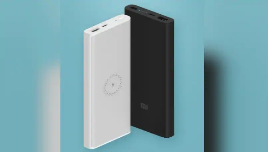 Xiaomi Wireless Power Bank Youth Edition de 10000mAh