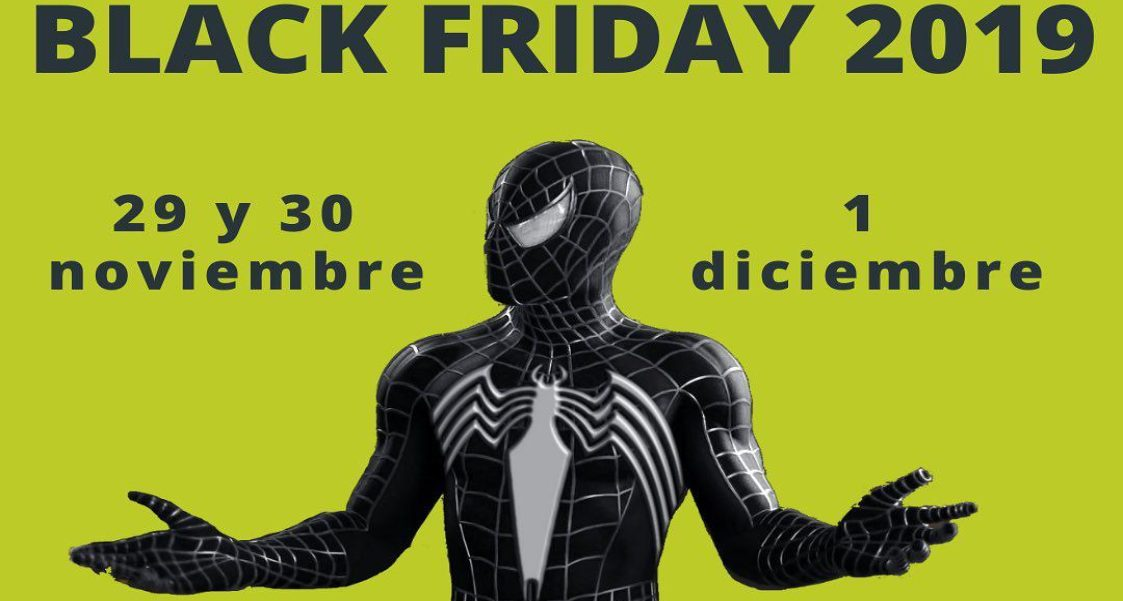 Black Friday en MiAparato