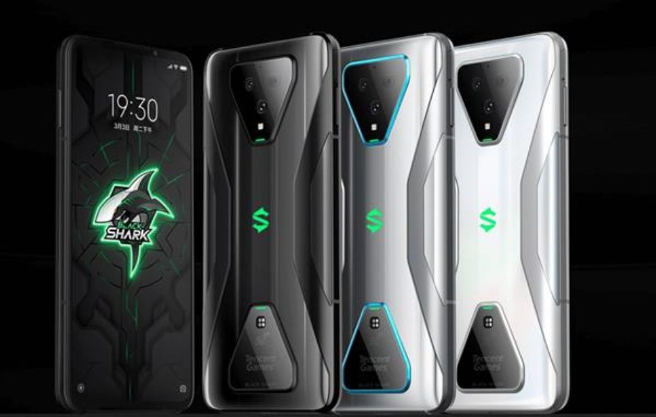 Black Shark Series 3 oficiales, para subir del nivel gaming