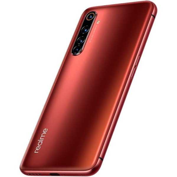 Realme X50 Pro 5G 12/256GB Rust Red Libre
