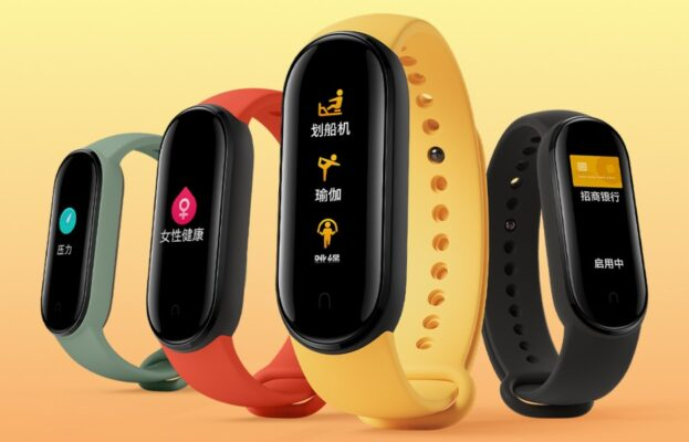 Xiaomi Mi Band 5 primera foto real y oficial del wearable