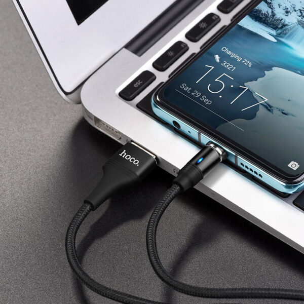 "Cable USB to Type-C ""U76 Fresh"" for charging"