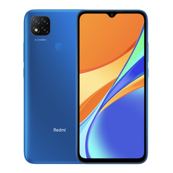Redmi 9C NFC 2/32GB Twilight Blue – Libre
