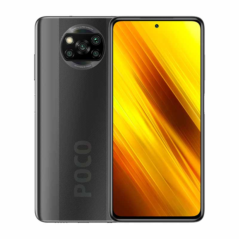 POCO X3 NFC 6/128GB Shadow Gray - Libre